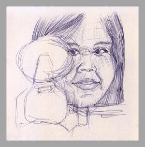 Random Art Drawings